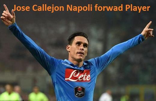 Jose Callejon profile,