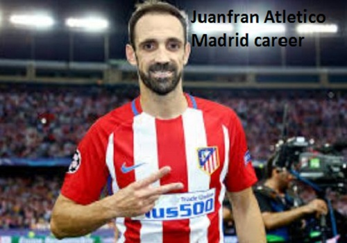 Juanfran Profile, age, injury, wife, family, salary and club career