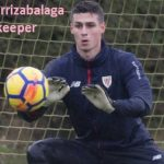 Kepa Arrizabalaga Profile, height, wife, FIFA 18, family, salary, and club career