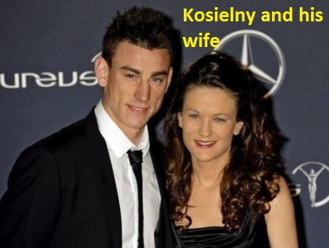 Laurent Kosielny wife