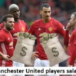 Manchester United salaries