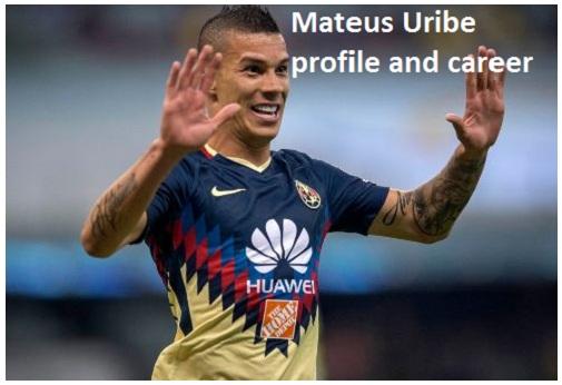 Mateus Uribe profile