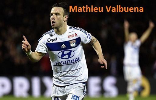 Mathieu Valbuena profile