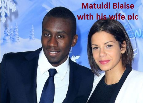 Matuidi Blaise wife