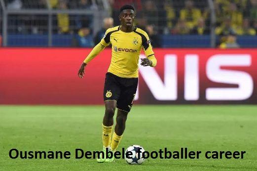 Ousmane Dembele profile