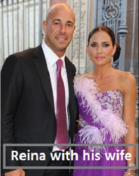 Pepe Reina wife