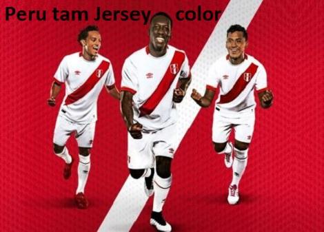 Peru National football team Jersey
