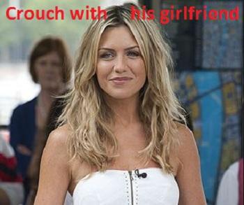 Peter Crouch girlfriend