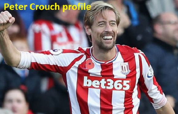 Peter Crouch Profile, height, wife, age, family, net worth, goals and so