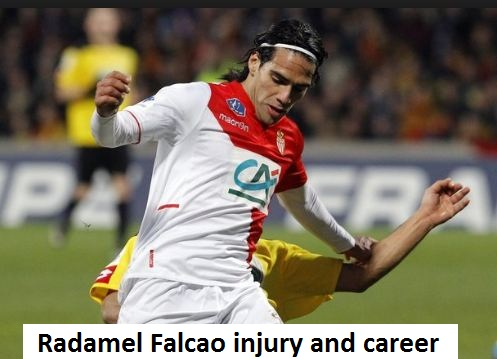 Radamel Falcao injury