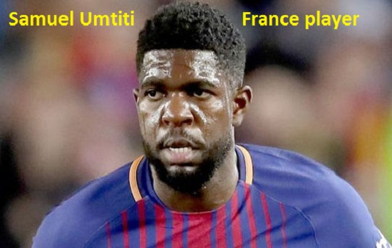 Samuel Umtiti player, height, wife, family, profile and club career