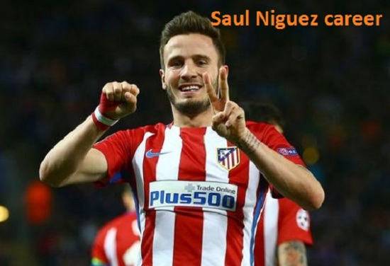 Saul Niguez Profile, height, wife, family, net worth, and more