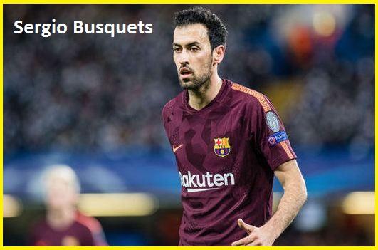 Sergio Busquets salary