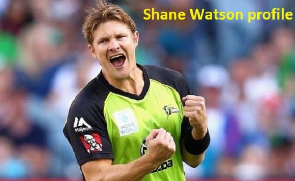 Shane Watson cricketer, family, wife, salary, batting, house, age and so