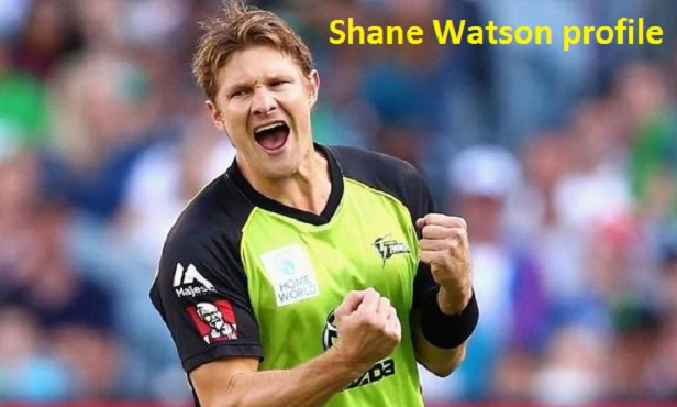 Shane Watson cricketer, family, wife, salary, batting, house, age and career