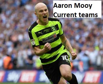 Aaron Mooy current teams