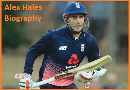 Alex Hales record
