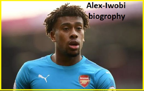 Alex Iwobi biography, FIFA 18, Salary, parents, girlfriend, family, and so