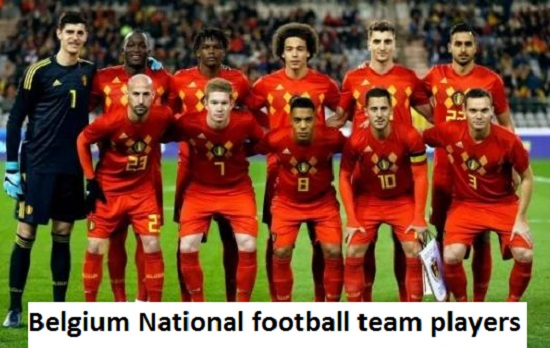 Belgium National Football team roster, squad, fixtures, jersey, players and more
