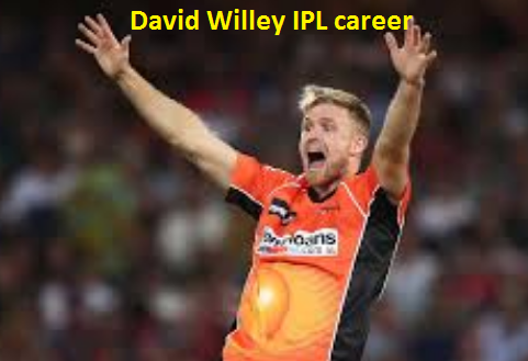 David Willey IPL