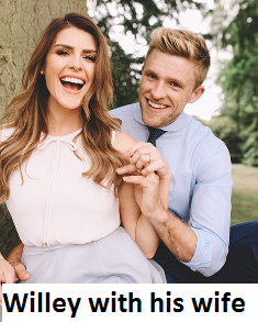David Willey wife