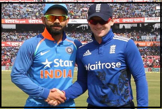 England VS India 2018 schedule, T20, ODI and Test, match and more