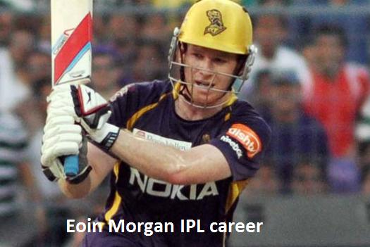 Eoin Morgan IPL