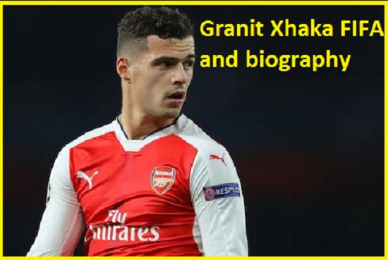 Granit Xhaka height, age, brother, wife, family, salary, and club career