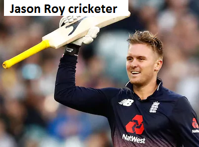 Jason Roy batting