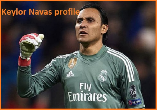 Keylor Navas height, injury, wife, age, salary, family, and more