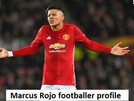 Marcus Rojo