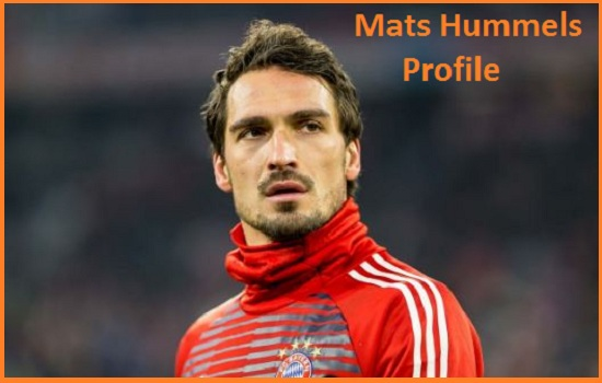 Mats Hummels Profile, height, wife, family, FIFA 18, current teams and more