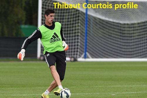 Thibaut Courtois height