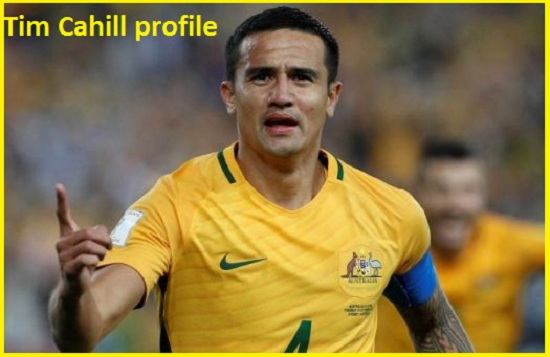 Tim Cahill profile, height, age, wife, salary, and club career