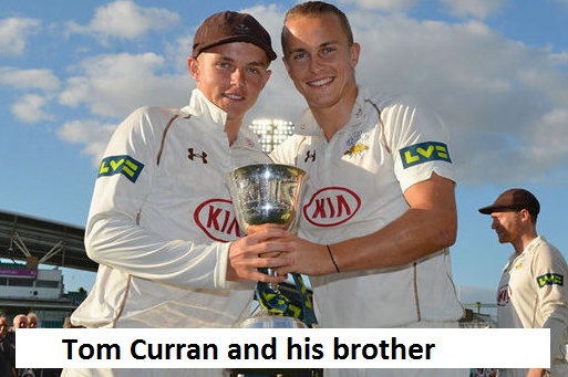 Tom Curran family