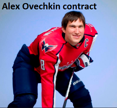 Alex Ovechkin contract