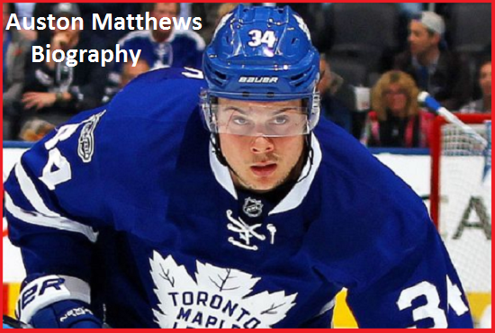 Auston Matthews Hockey, stats, wife, number, salary, age, contract, family and more