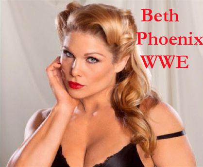 Beth Phoenix WWE