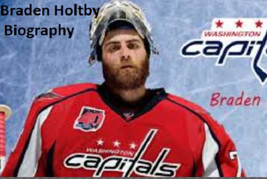 Braden Holtby Hockey player, wife, stats, number, salary, and more