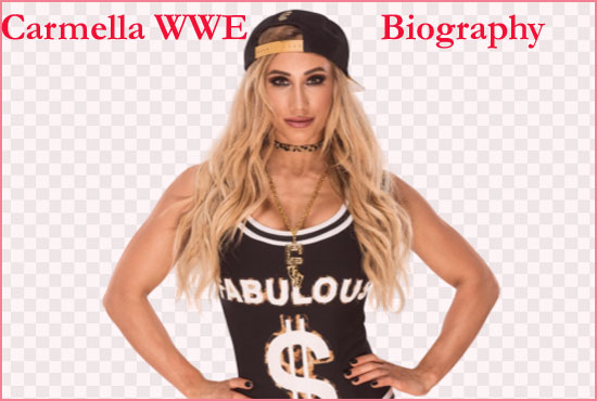 Carmella WWE player, husband, age, family, house, salary