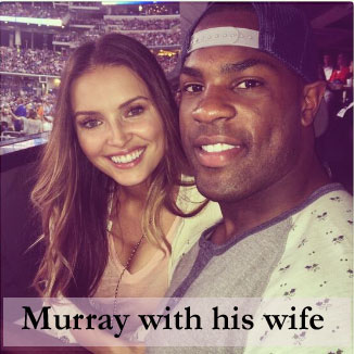 DeMarco Murray's wife