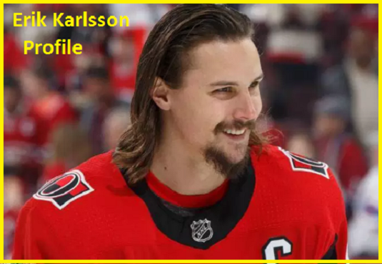 Erik Karlsson Hockey player, stats, wife, number, salary, height, family and more
