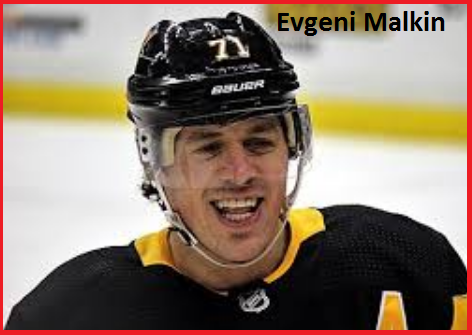 Evgani Malkin contract