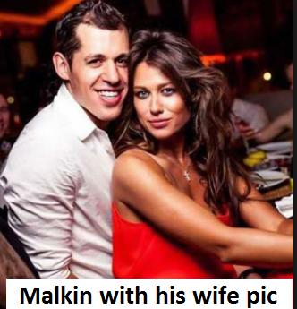 Evgeni Malkin's wife