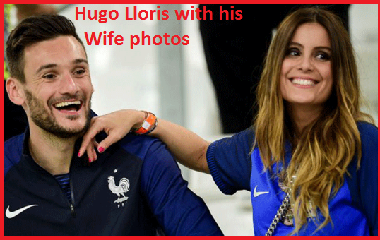Hugo Lloris wife