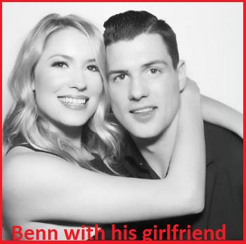 Jamie Benn girlfriend