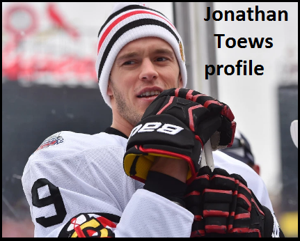 Jonathan Toews contract