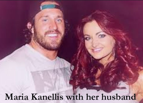 Maria Kanellis husband