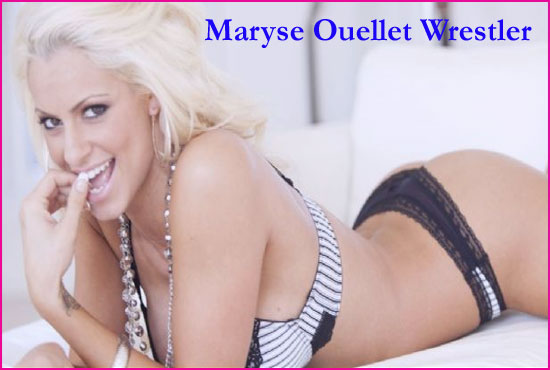 Maryse Ouellet WWE player, husband, family, age, net worth, baby and more