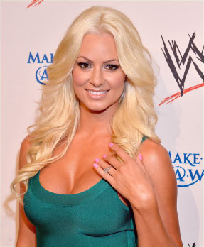 Maryse height